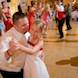 Columbia Missouri Wedding Photographer: reception dance with young girl