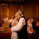 columbia missouri wedding photographer: bride and father dance at reception