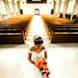 jefferson city missouri wedding photographer: bride alone contemplating marriage