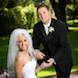jefferson city missouri wedding photographer: bride and groom on deck